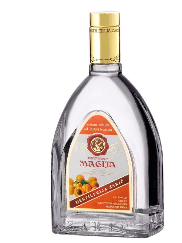 Apricot brandy Zaric Magija